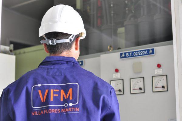 ¿A quién acudir para un mantenimiento en centros de transformación de energía eléctrica? - Villa Flores Martín