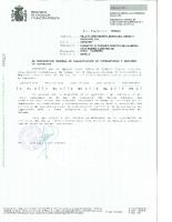 Certificaciones - Villa Flores Martín