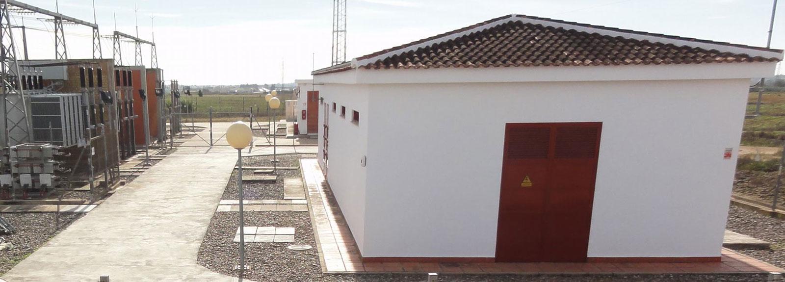 Centros de transformación - Villa Flores Martín