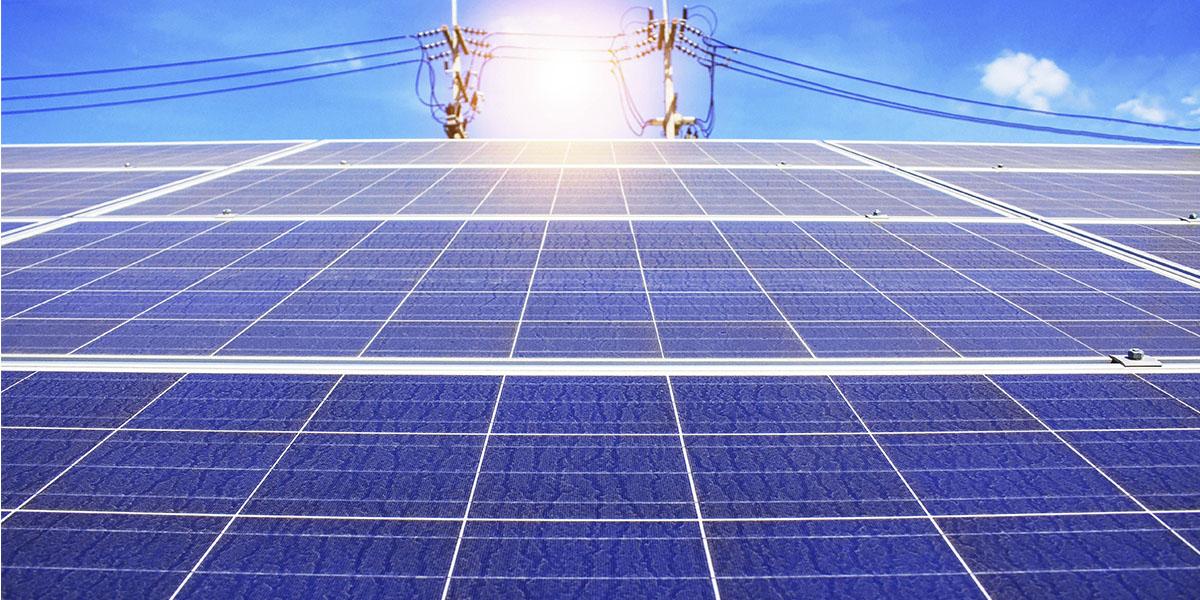 ¿Es posible el consumo de electricidad con una instalación fotovoltaica? - Villa Flores Martín