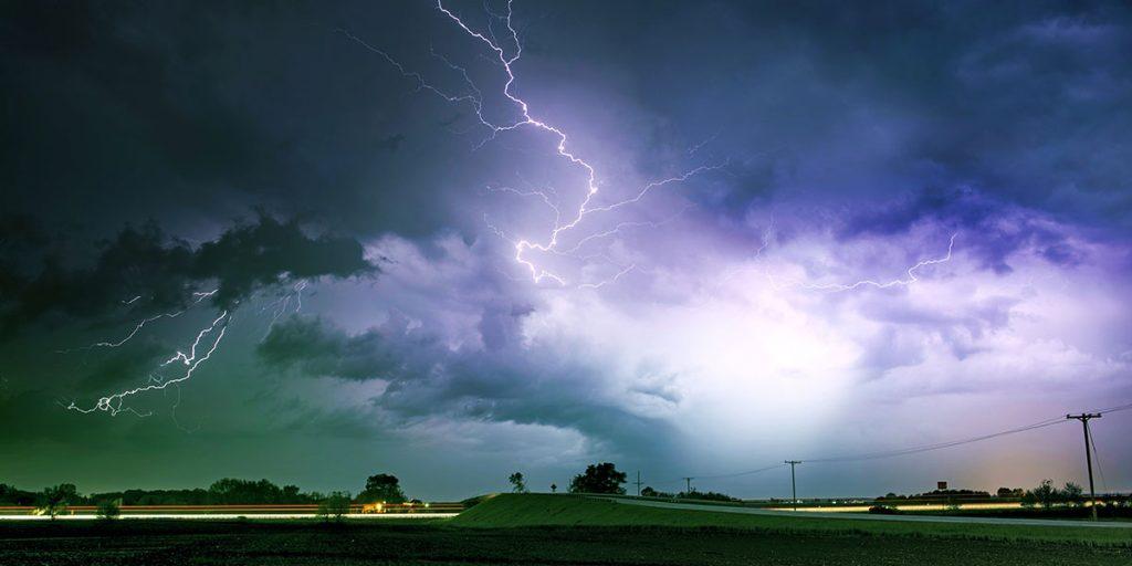 indicencias electricas provocadas por tormentas