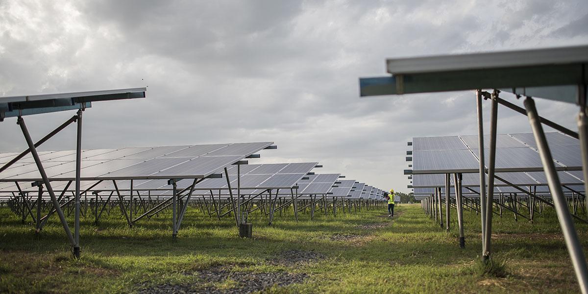 ¿Cuántos Kw proporciona un parque fotovoltaico? - Villa Flores Martín