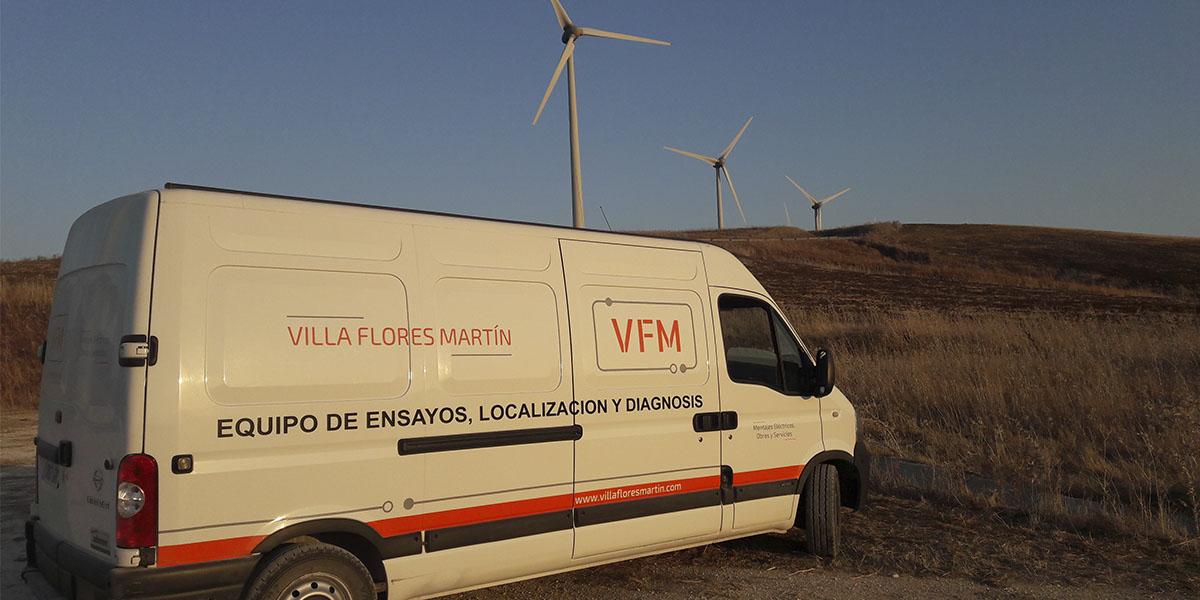 Cuándo contratar equipos para la detección de averías y diagnosis de cables en líneas subterráneas - Villa Flores Martín