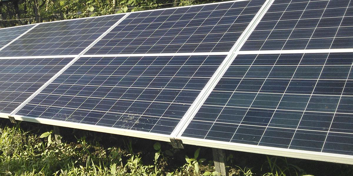 Ventajas de contratar bombeo solar para riego por goteo - Villa Flores Martín