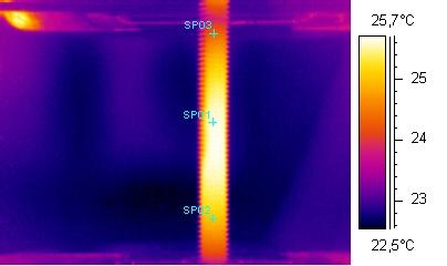 ¿Se pueden detectar fallos en conexiones con revisión termográfica? - Villa Flores Martín