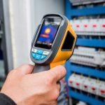 Informe termográfico de cuadros eléctricos