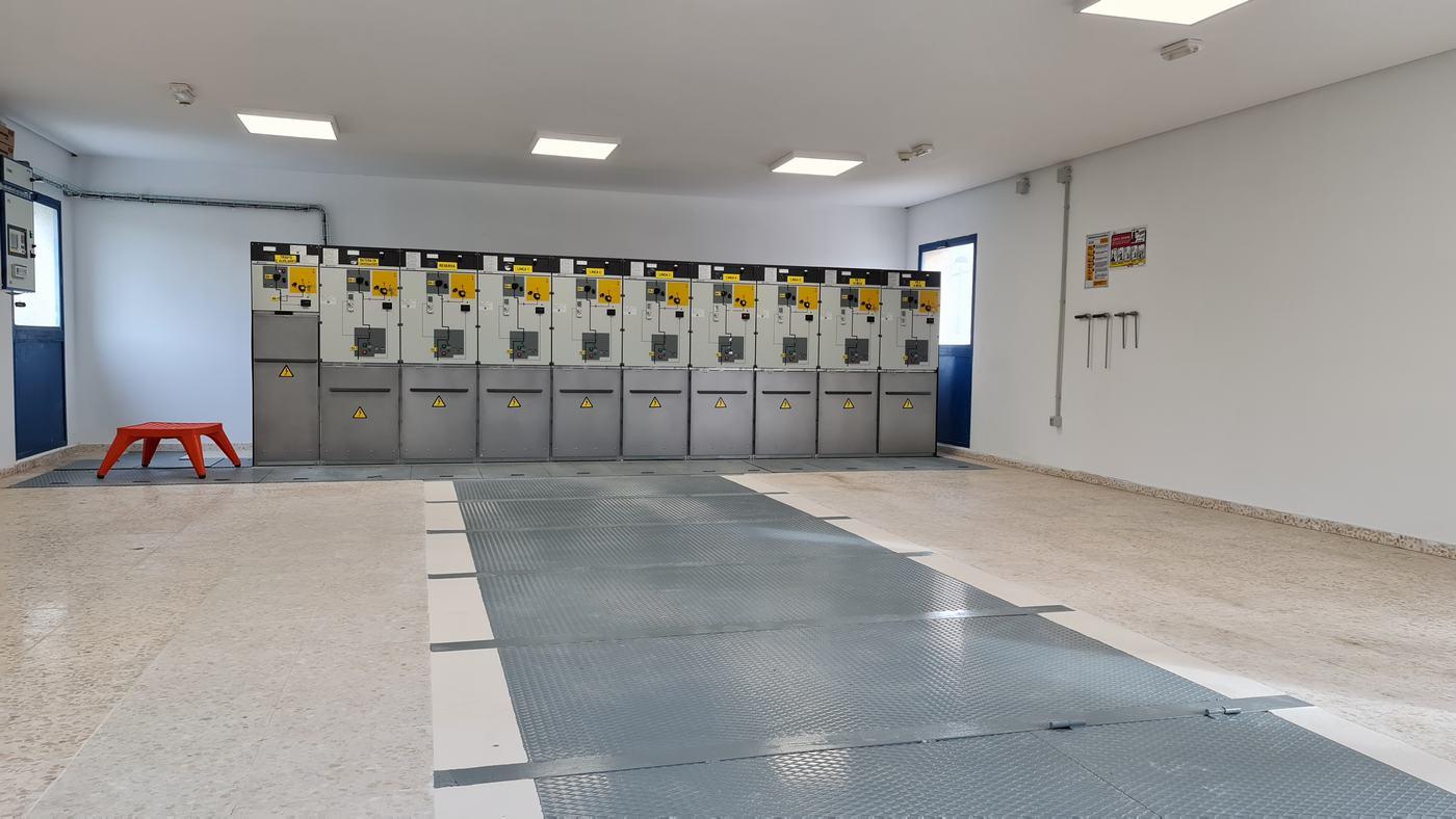 Mantenimiento profesional de subestaciones eléctricas - Villa Flores Martín